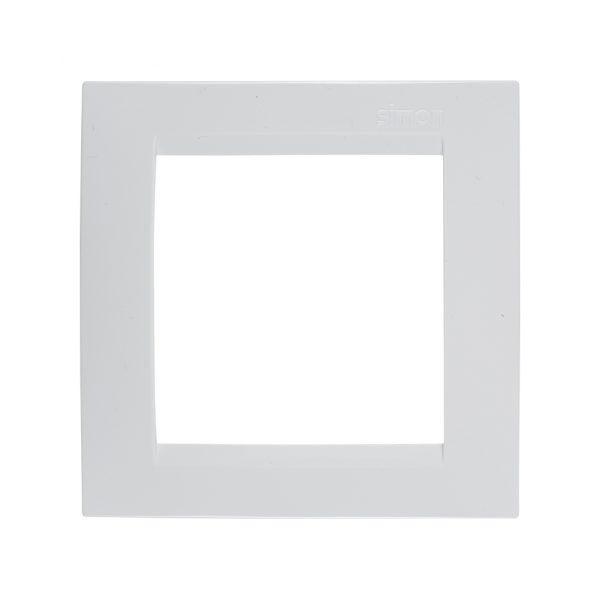 Рамка универсальная, 1 пост, белый Simon 1500610-030 1
