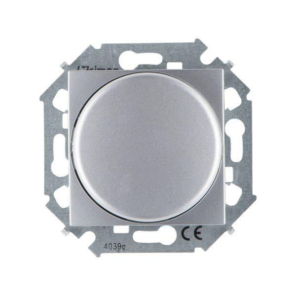 Регулятор напряжения поворотный для светодиодных регулируемых ламп 230В, 5-215Вт, винтовой зажим, ал Simon 1591796-033 1