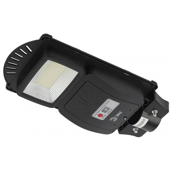 ЭРА Консольный светильник на солн. бат.,SMD, 20W, с датч. движ., ПДУ, 400 lm, 5000К, IP65 1