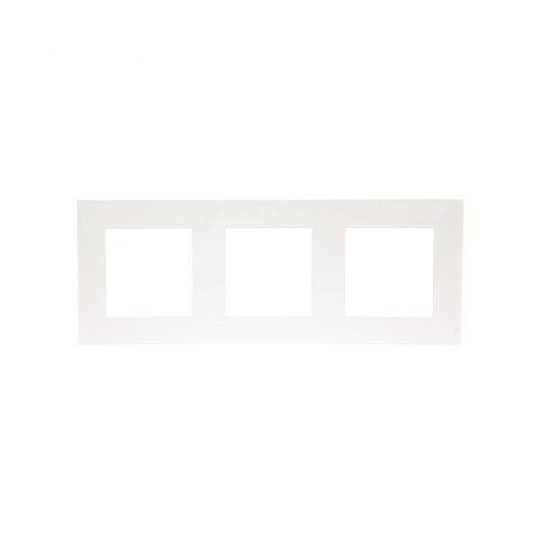 Рамка 3 поста, бел Simon 2400630-030 1