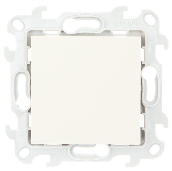 Кнопочный выключатель, сл кость Simon 2450150-031 1