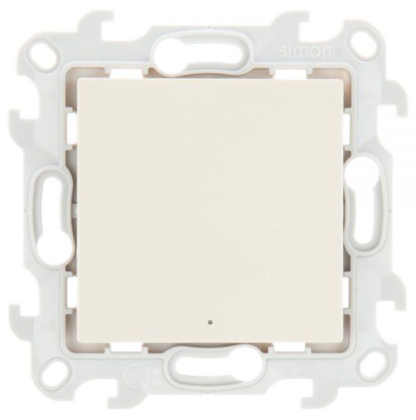 Переключатель с подсветкой, сл кость Simon 2450204-031 1