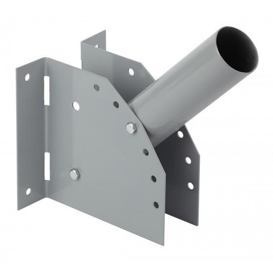 SPP-AC2-0-230-048 ЭРА Кронштейн для уличного светильника с перемен углом 230*150*120 d48mm 1