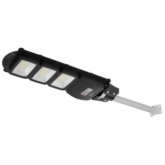 ЭРА Консольный светильник на солн. бат.,SMD, с кронштейном,60W,с датч. движ.,ПДУ,1000lm, 5000К, IP65 1
