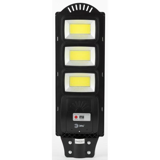 ЭРА Консольный светильник на солн. бат.,COB, 60W, с датч. движ., ПДУ, 1100lm, 5000К, IP65 3