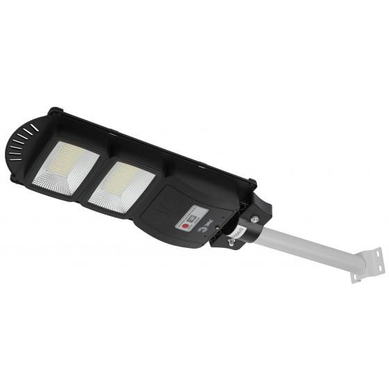 ЭРА Консольный светильник на солн. бат.,SMD,с кронштейном, 40W, с датч.движ., ПДУ,700lm, 5000К, IP66 1