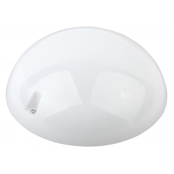НБП 06-60-002 ЭРА Светильник Сириус поликарбонат IP54 E27 max 60Вт D220 КРУГ МАТОВ 1