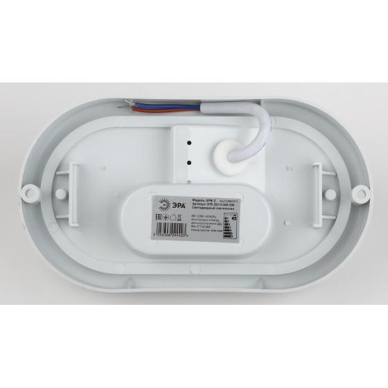 SPB-202-0-65K-012 ЭРА Cветильник светодиодный IP65 12Вт 1140Лм 6500К D200 ОВАЛ ЖКХ LED 5