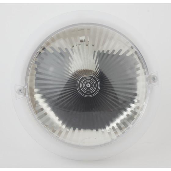 НБП 06-60-011 антивандальный(прозрачный) ЭРА Светильник Сириус антивандальный IP54 E27 max 60Вт D220 4