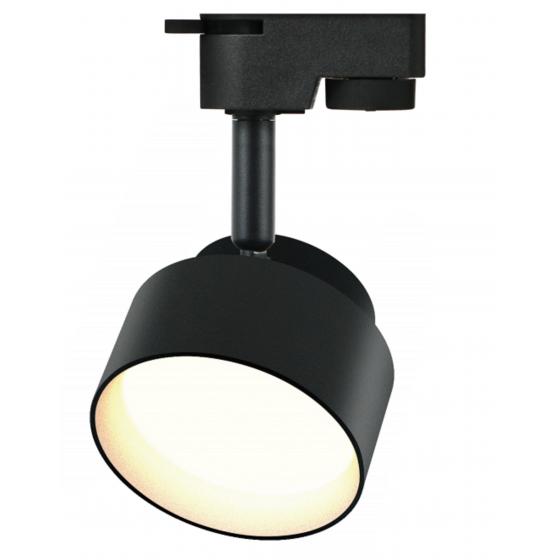 TR16 GX53 BK Светильник ЭРА Трековый под лампу Gx53, алюминий, цвет черный 1