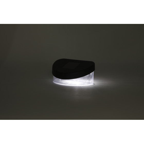 SL-PL8-MNT1 ЭРА Садовый светильник на солнечной батарее, пластик, черный, 5,5 см 5