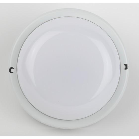 SPB-201-0-40К-012 ЭРА Cветильник светодиодный IP65 12Вт 1140Лм 4000К D155 КРУГ ЖКХ LED 4