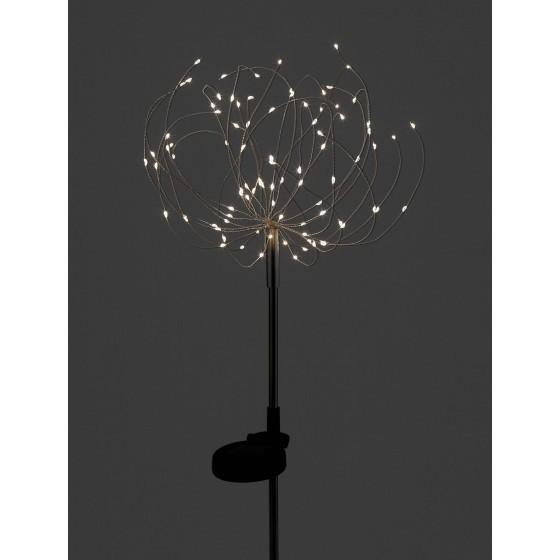 ERAUF024-01 ЭРА Садовый светильник Фейерверк на солнечной батарее 2