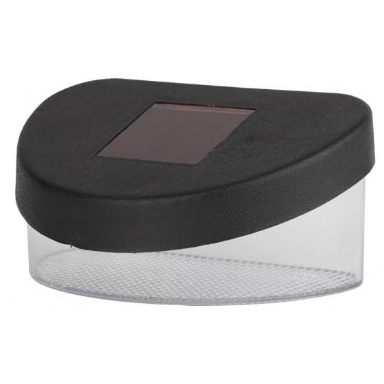 SL-PL8-MNT1 ЭРА Садовый светильник на солнечной батарее, пластик, черный, 5,5 см 7