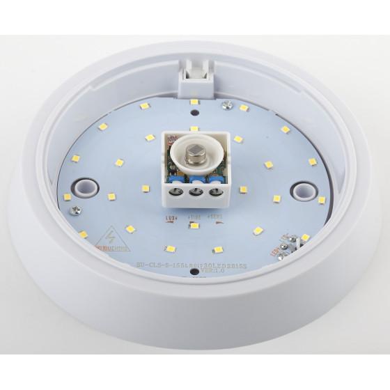 SPB-3-05-4K-MWS ЭРА Cветильник светодиодный IP20 5Вт 400Лм 4000К D155 КРУГ датчик движения 3