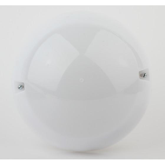 НБП 06-60-002 ЭРА Светильник Сириус поликарбонат IP54 E27 max 60Вт D220 КРУГ МАТОВ 3