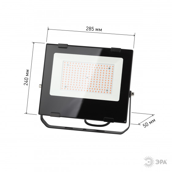 ЭРА Прожектор красно-синего спектра FITO-100W-RB-LED 4