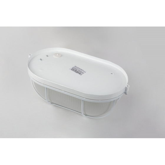 НБП 04-100-002 в инд. упаковке ЭРА Светильник Акватермо ал/стекло решетка IP54 E27 max 60Вт 280х160 5