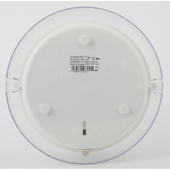 НБП 06-60-011 антивандальный(прозрачный) ЭРА Светильник Сириус антивандальный IP54 E27 max 60Вт D220 3