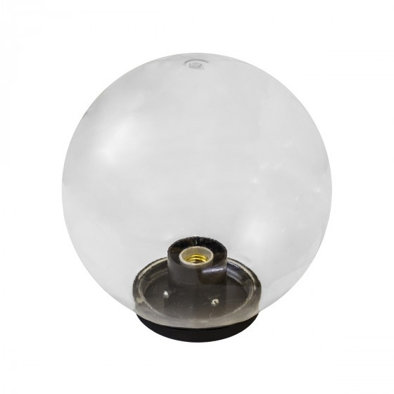 НТУ 01-100-352 ЭРА Светильник садово-парковый шар прозрачный D350mm Е27 1
