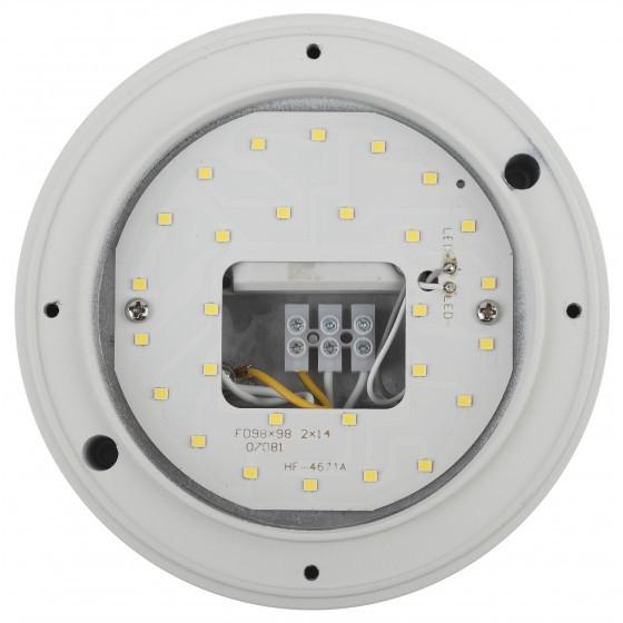 SPB-7-12-R ЭРА Cветильник светодиодный антивандальный IP65 12Вт 1140Лм 5000К D145 КРУГ 3