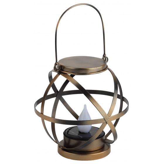 ERASFM-01 ЭРА Садовый светильник Лофт подвесной с ручкой, металл, 26 см 1