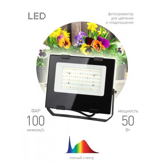 FITO-50W-Ra90-LED ЭРА для цветения и плодоношения 3