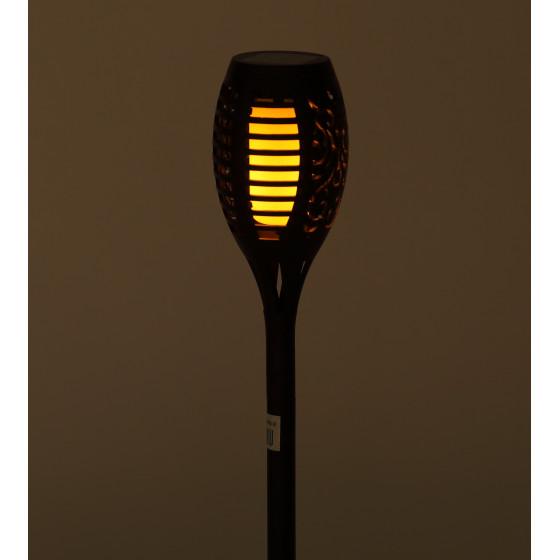 ERASF020-33 ЭРА Садовый светильник Факел на солнечной батарее, 49,5 см 3