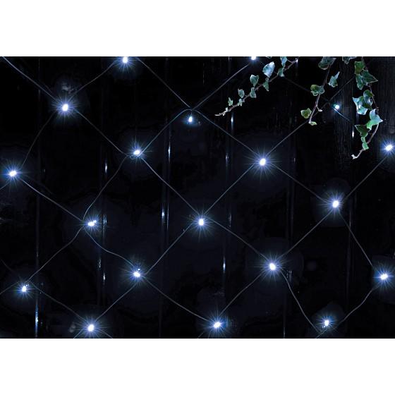 ERASS024-15 ЭРА Сеть 150 LED на солнечной батарее холодный свет 2м*1,35м 1