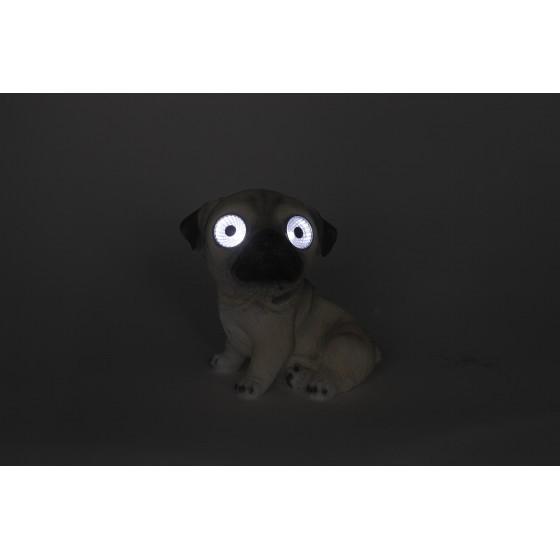 SL-RSN14-MOPS ЭРА Садовый светильник на солнечной батарее, полистоун, цветной, 14 см 6