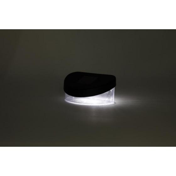 SL-PL8-MNT1 ЭРА Садовый светильник на солнечной батарее, пластик, черный, 5,5 см 8