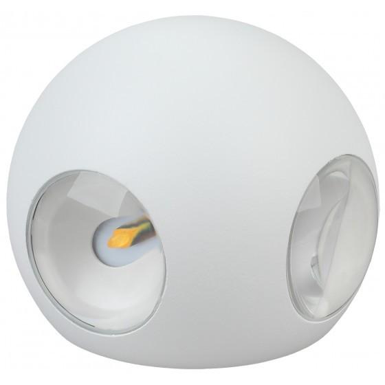 WL10 WH Подсветка ЭРА Декоративная подсветка светодиодная ЭРА 4*1Вт IP 54 белый 3