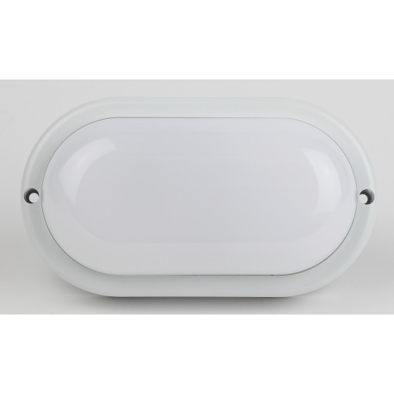 SPB-202-0-65K-012 ЭРА Cветильник светодиодный IP65 12Вт 1140Лм 6500К D200 ОВАЛ ЖКХ LED 2