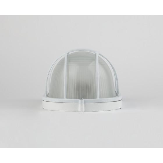 НБП 04-100-002 в инд. упаковке ЭРА Светильник Акватермо ал/стекло решетка IP54 E27 max 60Вт 280х160 4