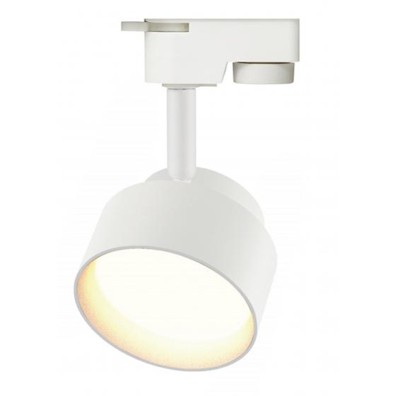 TR16 GX53 WH Светильник ЭРА Трековый под лампу Gx53, алюминий, цвет белый 1