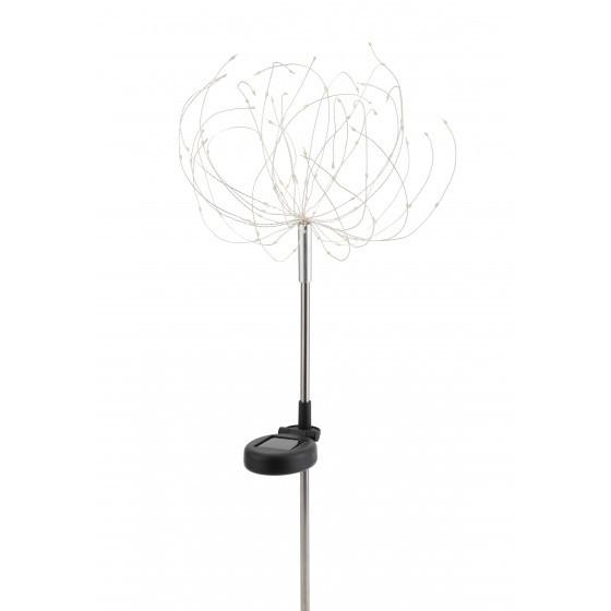 ERAUF024-01 ЭРА Садовый светильник Фейерверк на солнечной батарее 1