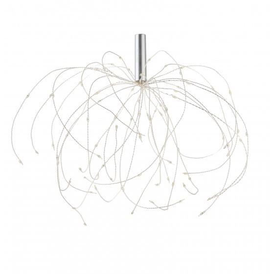 ERAUF024-02 ЭРА Садовый подвесной светильник Фейерверк на солнечной батарее 1