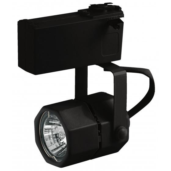 TR9-GU10 BK Светильник ЭРА Трековый MR16 черный 1