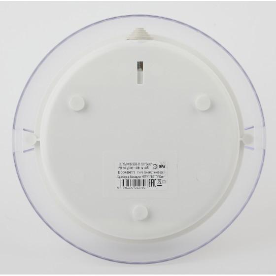 НБП 06-60-101 с фото-шумовым датчиком ЭРА Светильник Сириус IP54 E27 max 60Вт D220 КРУГ ПРИЗМ акуст 3