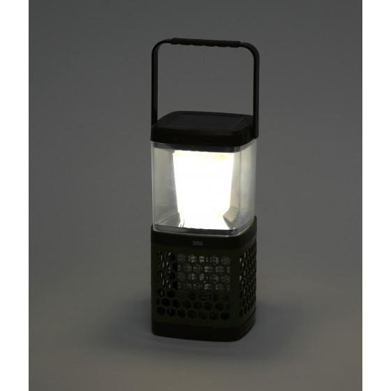 ERAMF-08 ЭРА Противомоскитный кемпинговый фонарь аккум. с солн. бат. 4