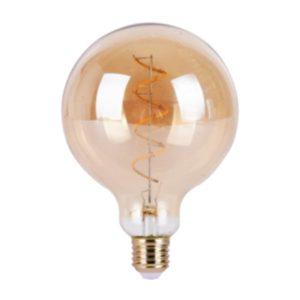 Светодиодная (LED) Лампа ART Smartbuy-G125-7W/3000/E27