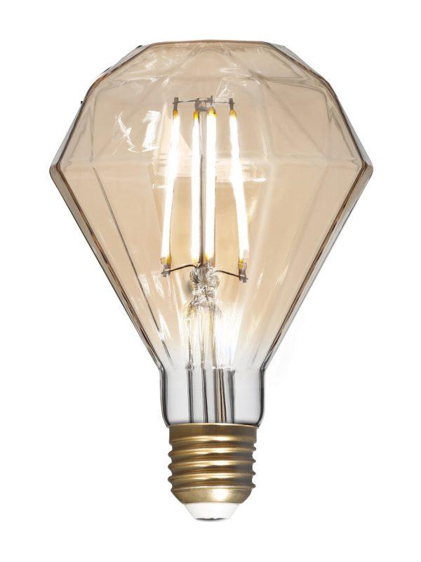 Светодиодная (LED) Лампа ART Smartbuy G95 Dimond 7W/3000/E27 1