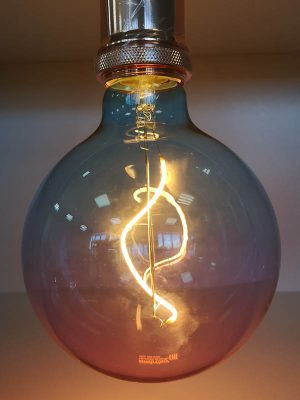 Светодиодная (LED) Лампа ART Smartbuy-G125BP-7W-2000-E27