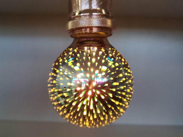 Светодиодная (LED) Лампа ART Smartbuy G80BP 7W/2000/E27 1