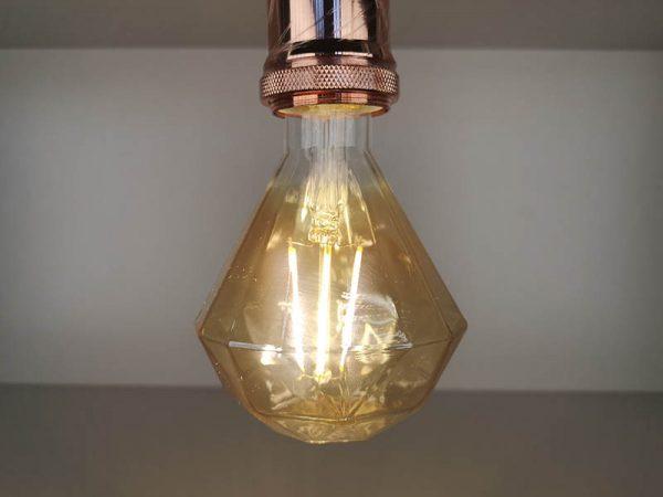 Светодиодная (LED) Лампа ART Smartbuy G95 Dimond 7W/3000/E27 4