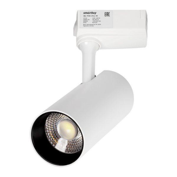 Светодиодный (LED) светильник Track COB 25w Smartbuy White 4000K 1
