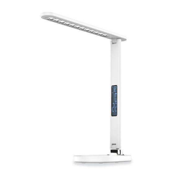 Настольная светодиодная лампа PLATINET 13W белая [PDL081DW] 1