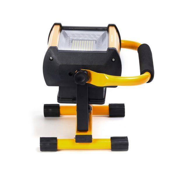 Прожекторный фонарь с ручкой и подставкой, Smartbuy SBF-6-100SMD 4