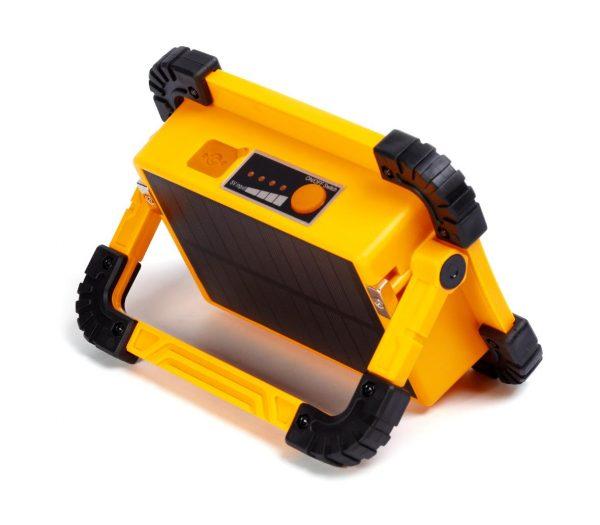 Рабочий фонарь с солнечной батареей, Smartbuy 2