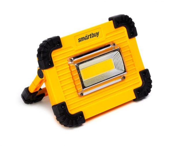 Рабочий фонарь с солнечной батареей, Smartbuy 3